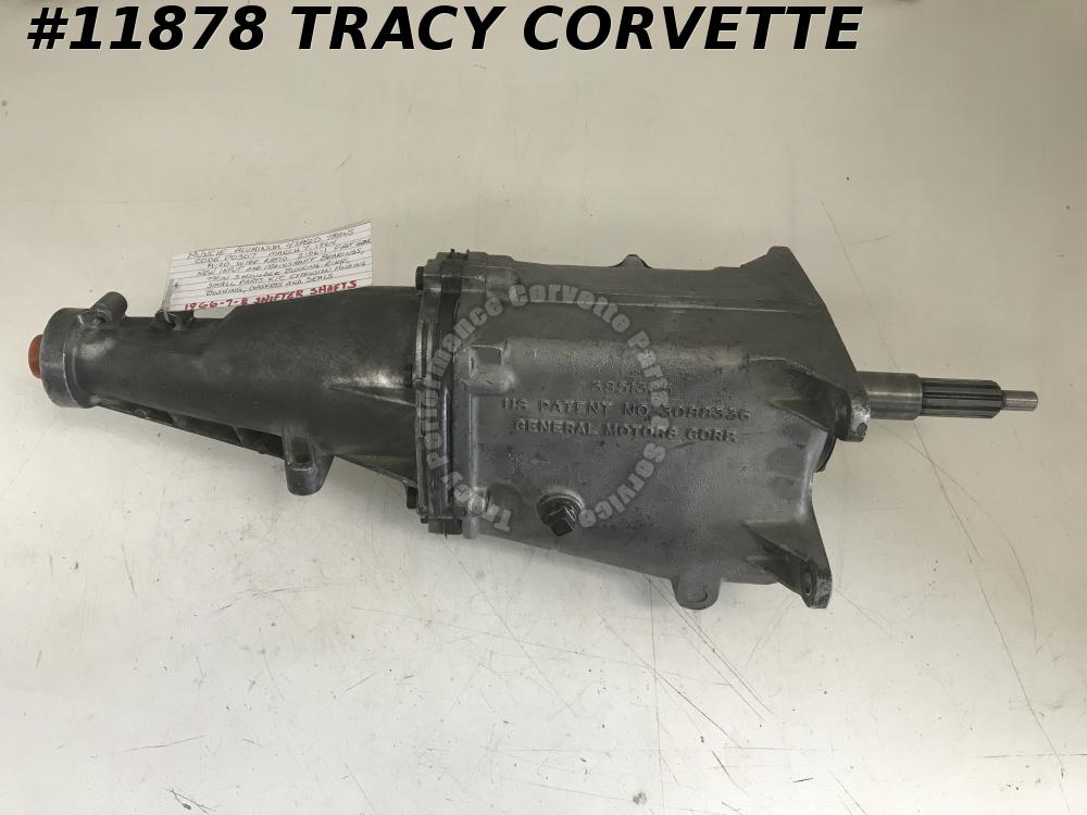 1965 Corvette Camaro Chevelle Rebuilt Muncie 3851325 4 Speed Transmission 3/7/65