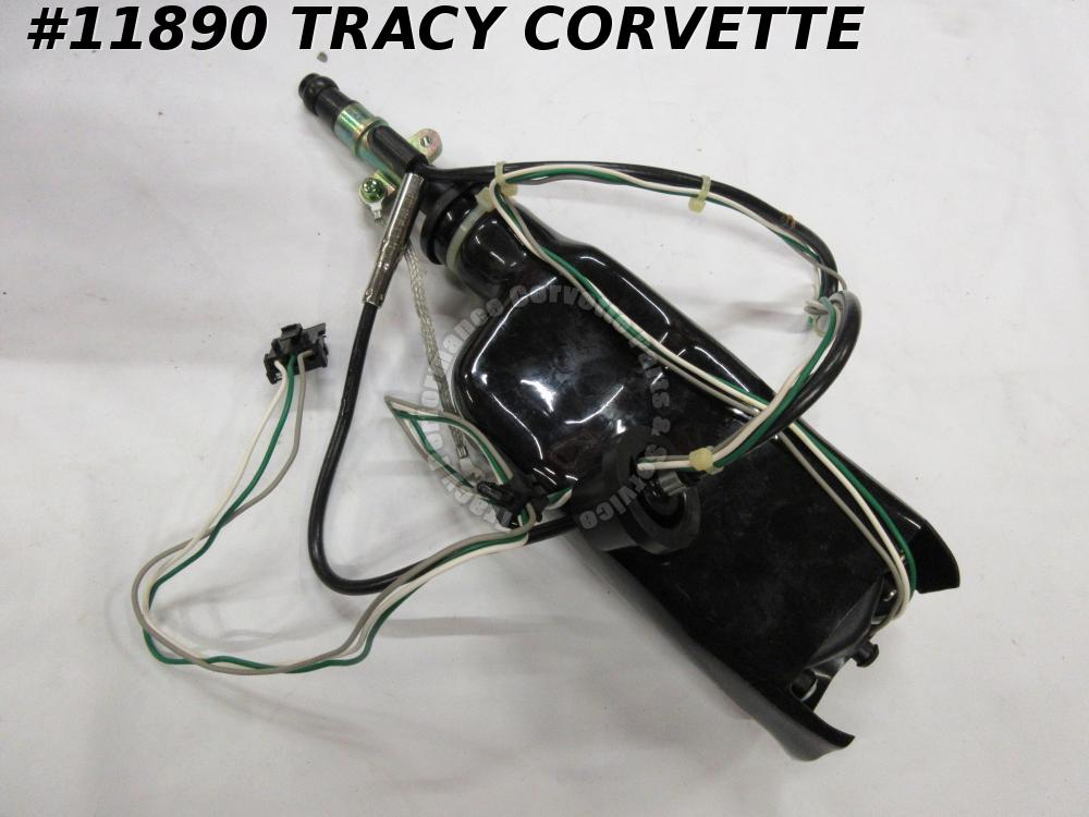 1993-1996 Corvette Power Antenna Assembly Radio GM# 10156160 ACDelco