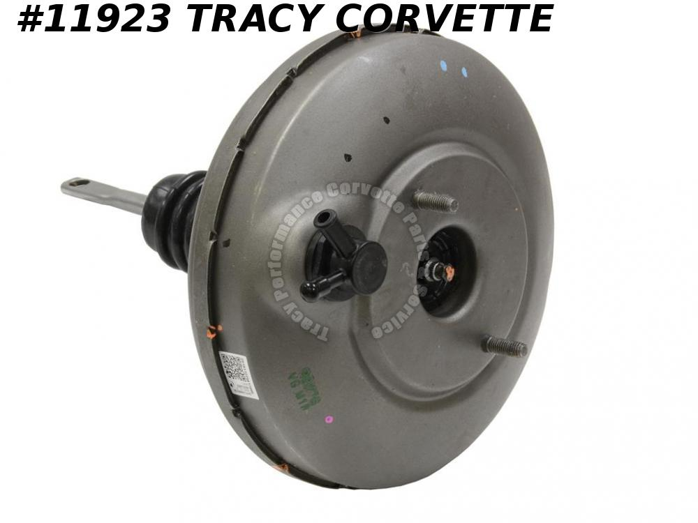 1984 Corvette Brake Booster Asy GM# 19286999 Steel AC Delco - Original Rebuilt