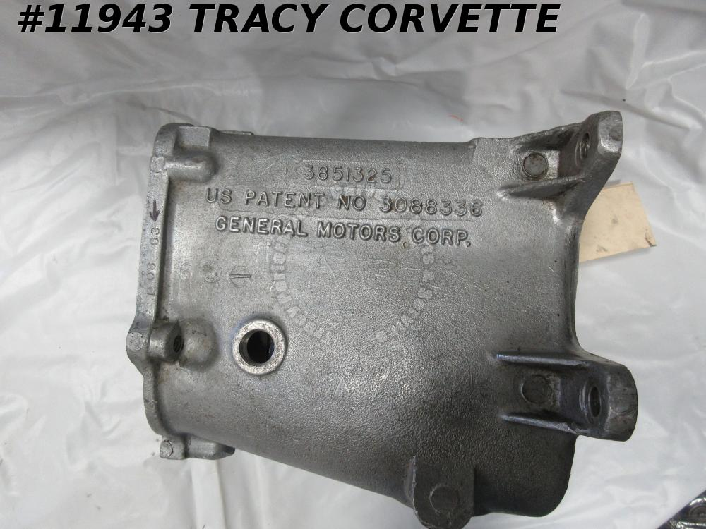 1965 Corvette Camaro Chevelle Rebuilt 3851325 Muncie 4 Speed Main Case 6/03/65