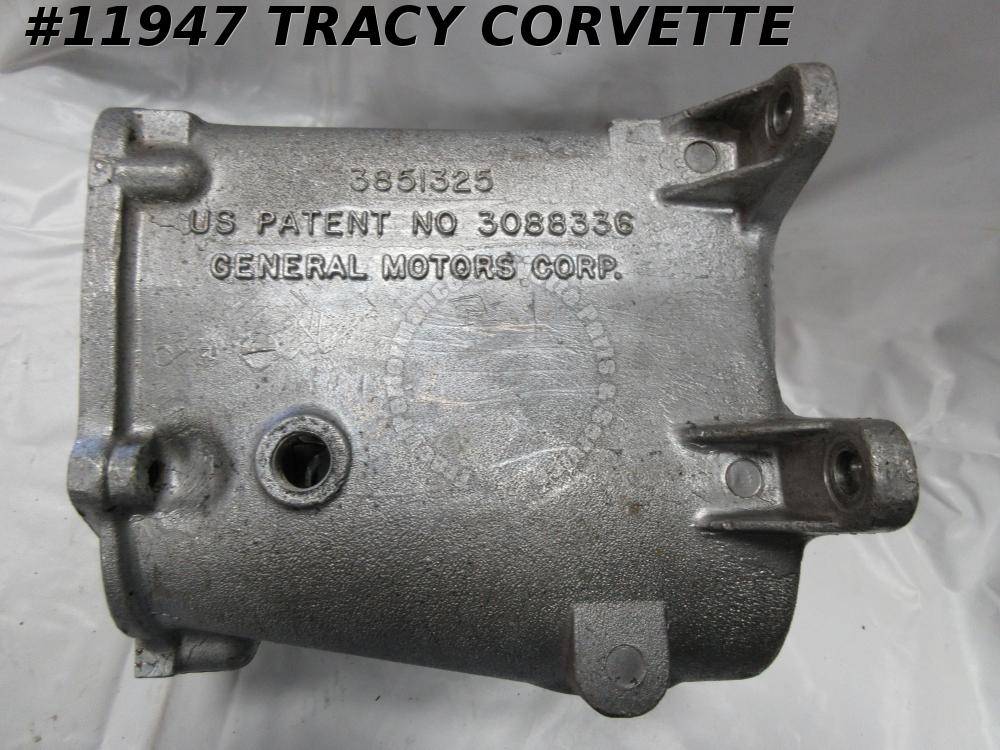 1964 Corvette Camaro Chevelle Rebuilt 3851325 Muncie 4 Speed Main Case 2/13/64
