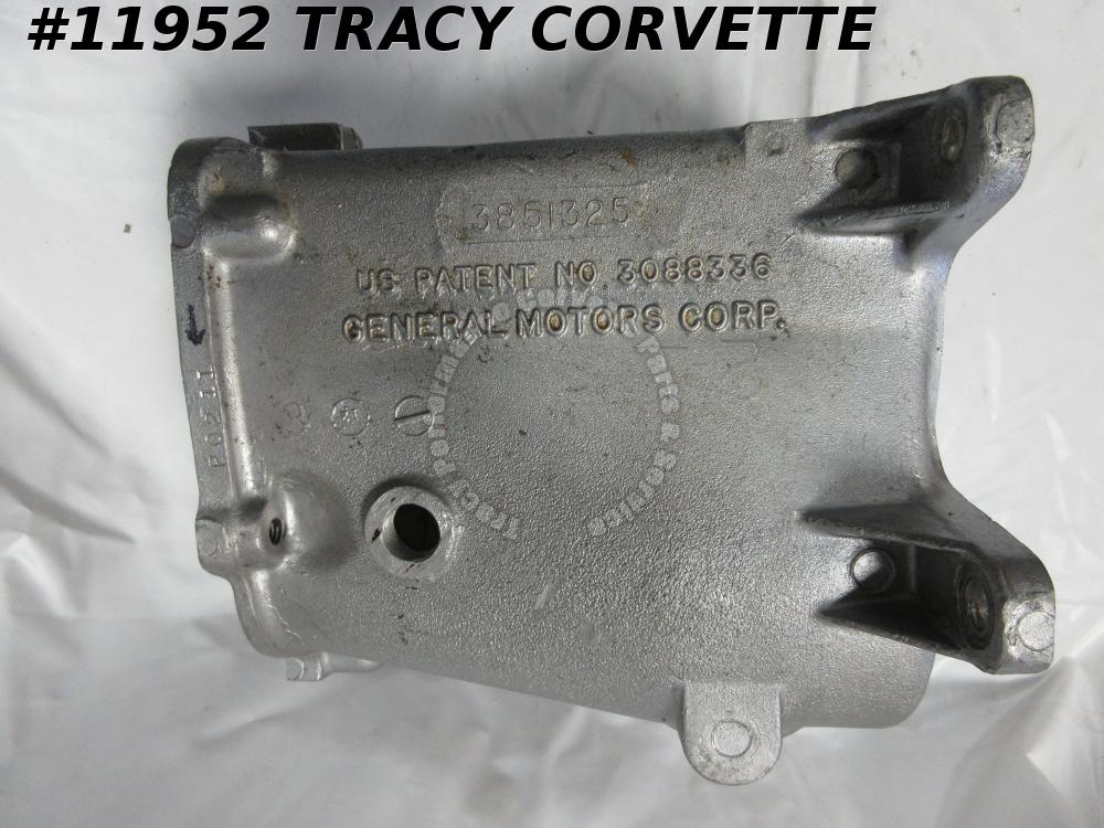 1965 Corvette Camaro Chevelle Rebuilt 3851325 Muncie 4 Speed Main Case 2/11/65