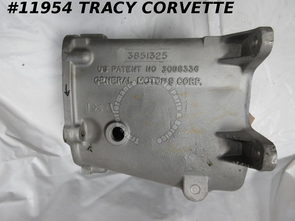1965 Corvette Camaro Chevelle Rebuilt 3851325 Muncie 4 Speed Main Case 2/01/65