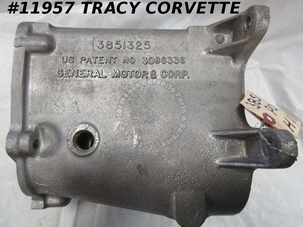 1964 Corvette Camaro Chevelle ORIGINAL 3851325 Muncie 4 Speed Main Case 4/14/64