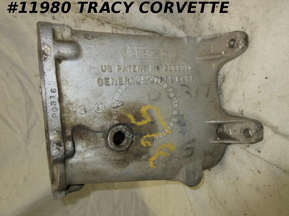 1965 Corvette Camaro Chevelle Original 3851325 Muncie 4 Speed Main Case 3/16/65