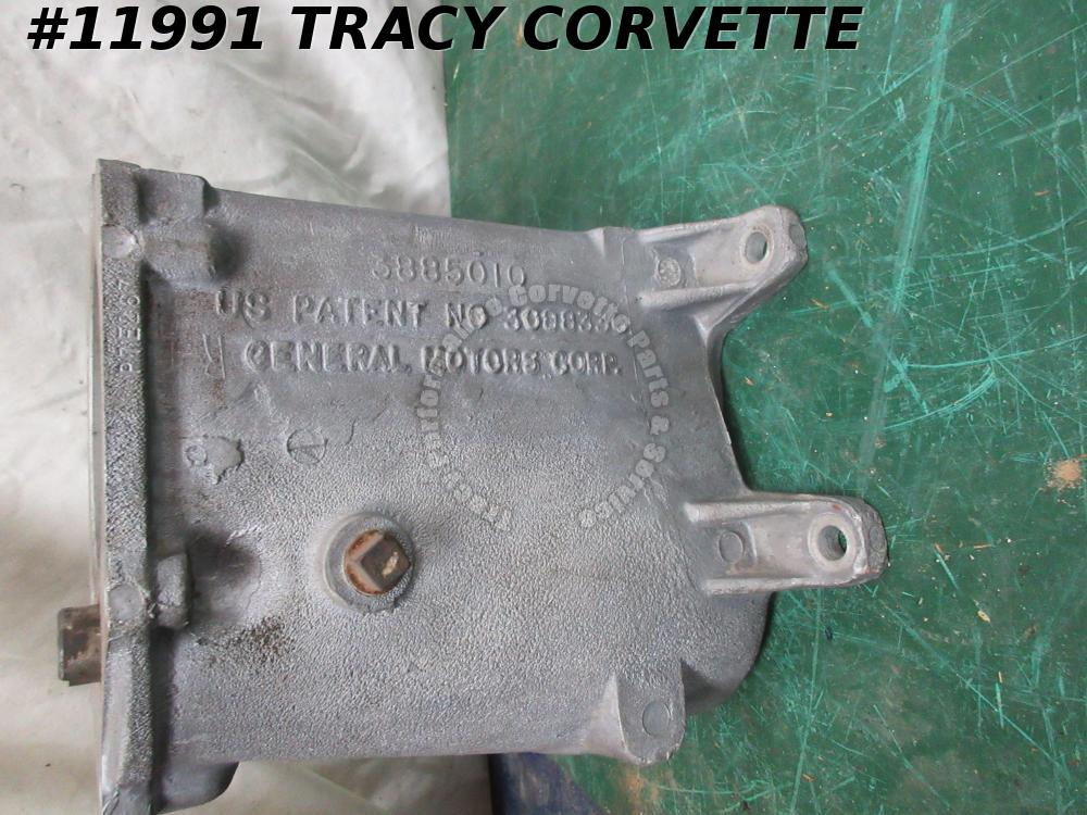 1967 Corvette Camaro Chevelle Muncie Main Case 3885010 4Speed Transmission P7E26