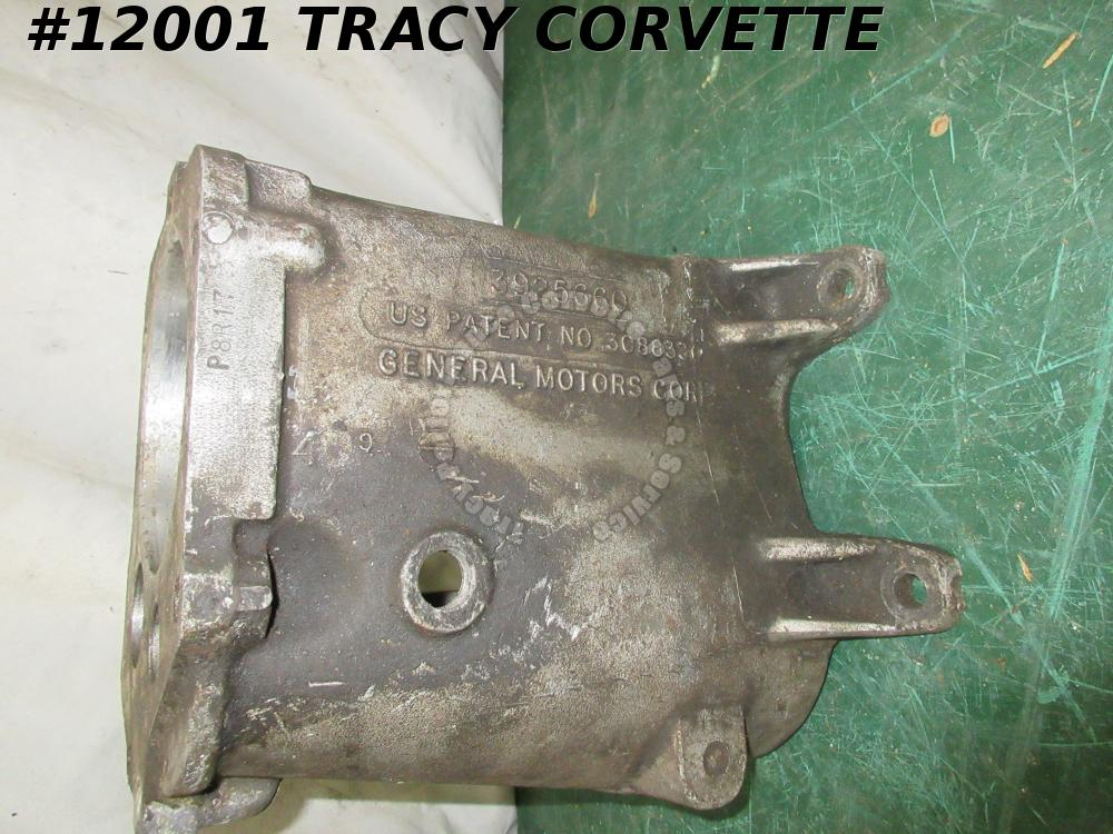 1968 Corvette Camaro Chevelle Muncie Main Case 3925660 4Speed Trans  10/17/67