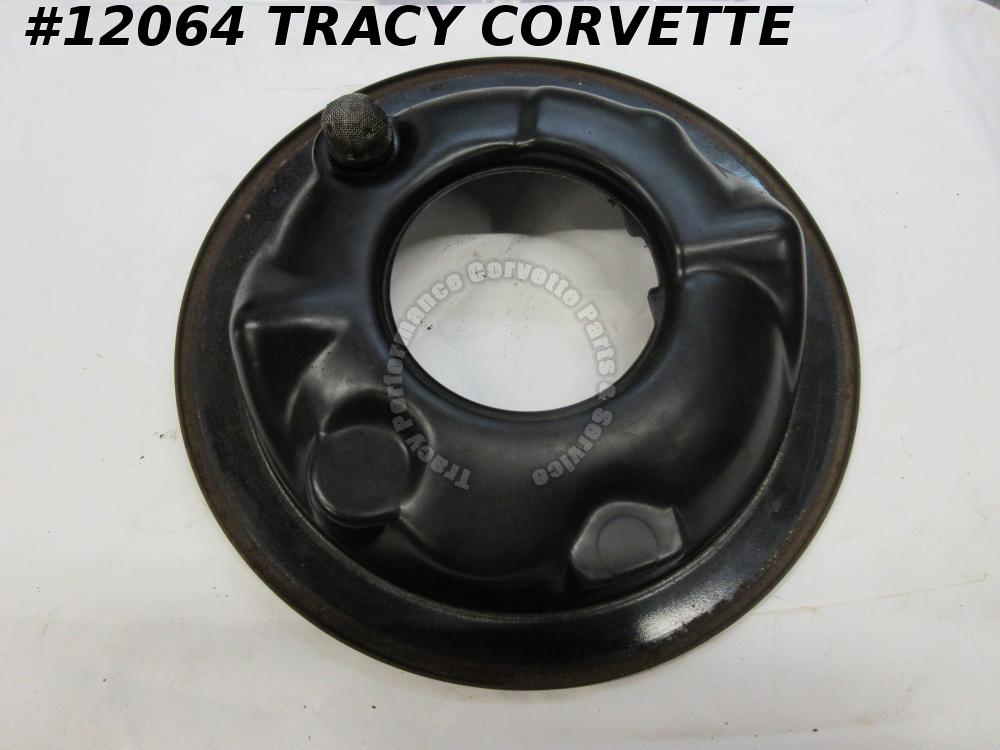 1966 1967 C2 Corvette Survivor 327 Open Air Cleaner Assembly Lid and Base Asy