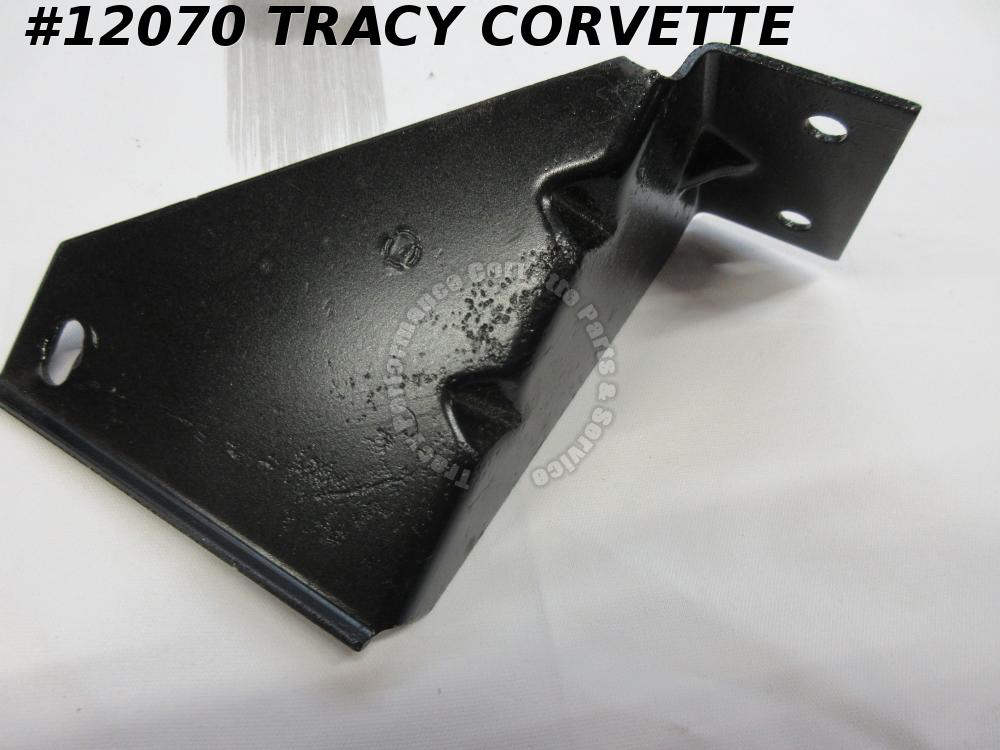 1965 1966 Corvette Used Orig Repainted Power Antenna Mounting Bracket 3864189 66