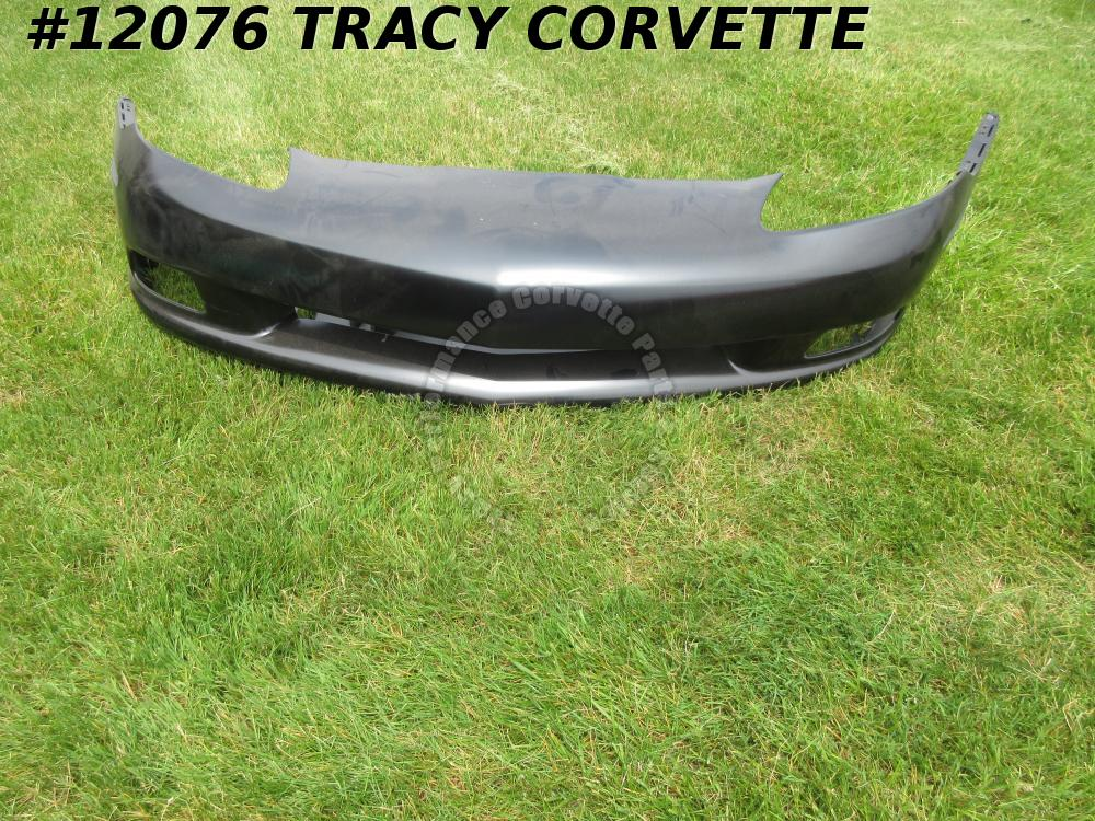 2005-2013 Corvette Bumper Cover Front Urethane Stock Fascia C6 NEW GM 15216029