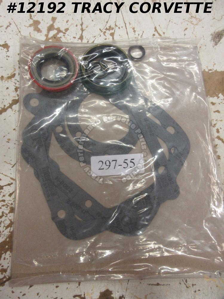 1963-1974 Corvette Muncie Overhaul Gasket & Seal Kit M20 M21 M22 Chevrolet