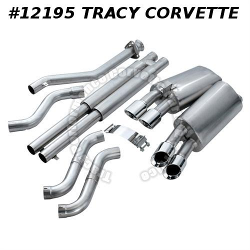 Exhaust Pipes and Tips   Tracy Performance Corvette Sales