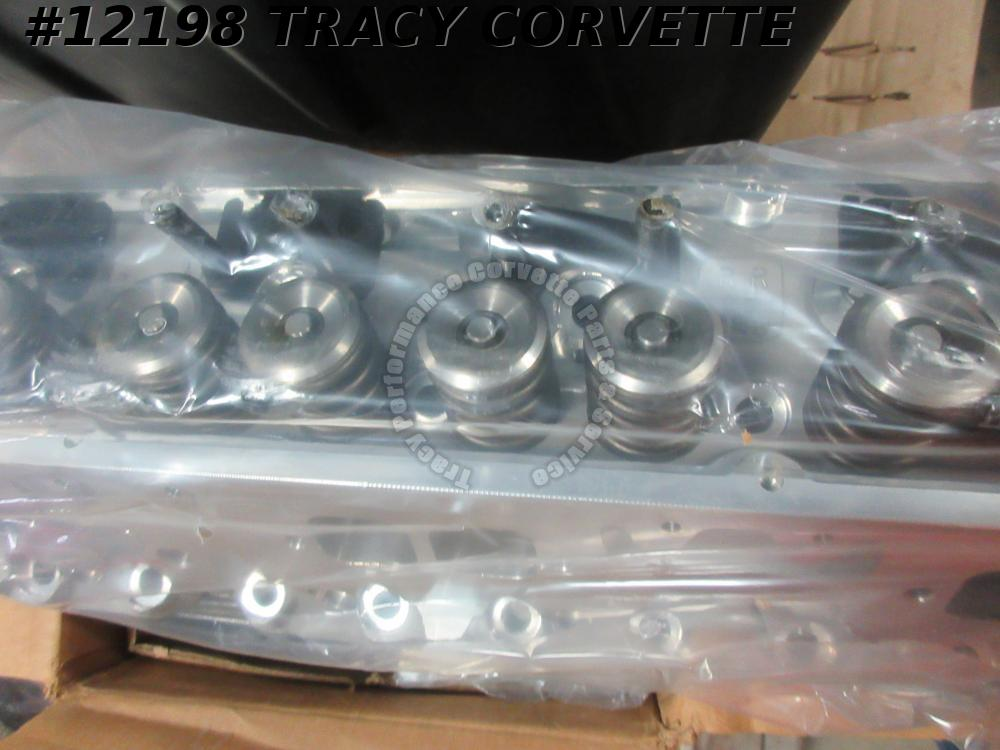 1992-1996 Chevrolet Corvette SBC Cylinder Head LT-1 LT-4 Air Flow Research 195cc