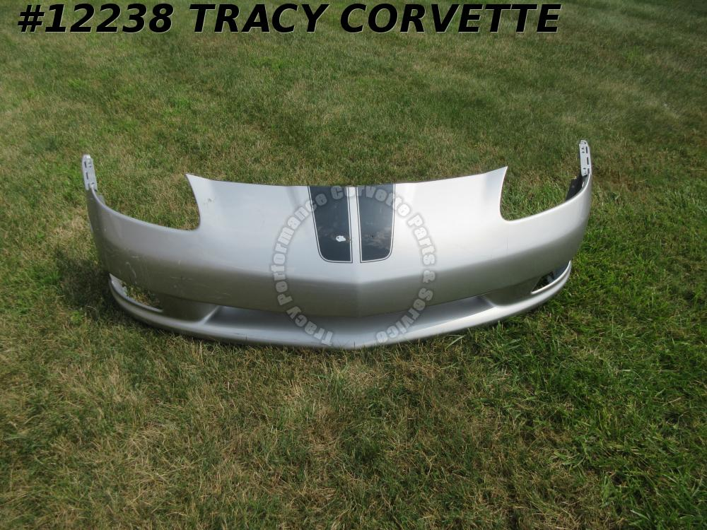 2005-2009 Corvette Front Bumper Cover Original GM Part C6 Base Fascia 15216029