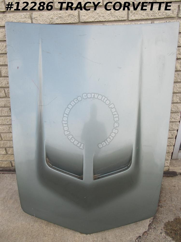 1968-1972 Corvette Big Block Hood 3996864 *Dated Original* 454 427 Fiberglass