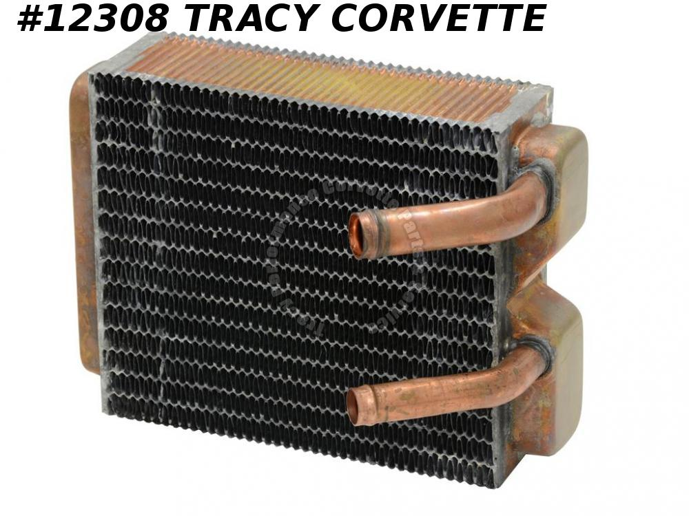 1968-1979 Corvette Heater Core w/o Air Conditioning GM# 3014900