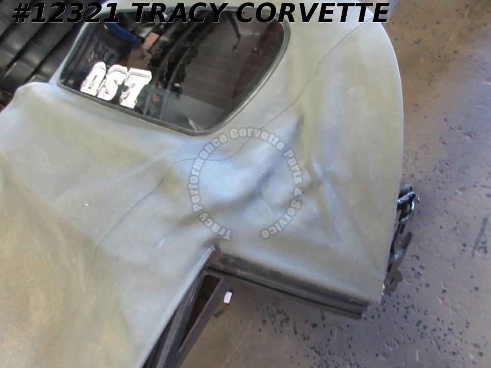 2005-2013 C6 06 07 08 09 10 11 12 Corvette Gray Convertible Top Frame Assembly