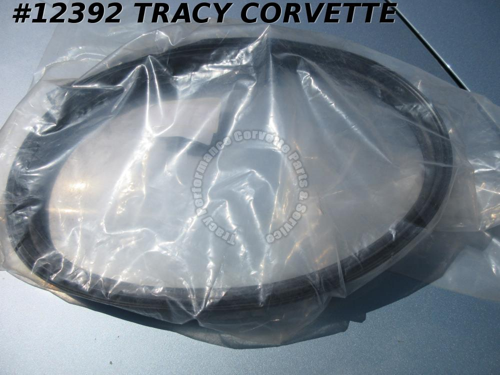 1997-2004 Corvette Cowl to Hood Seal 10270455 Weatherstrip on Body