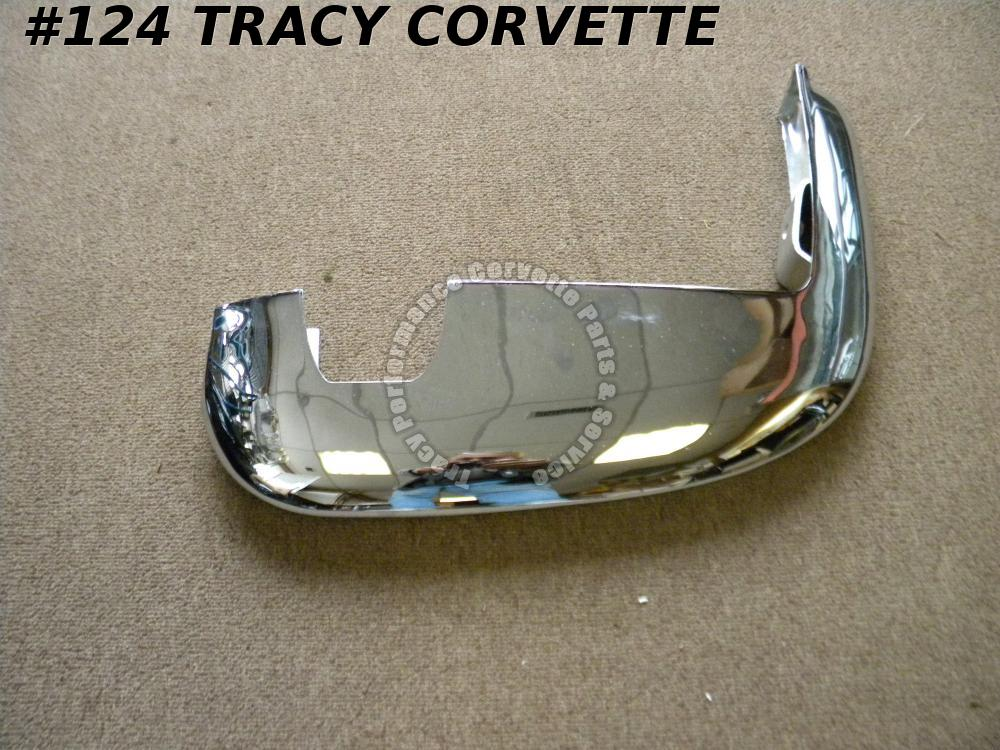1958 1959 1960 Corvette NOS 3739385 LH Front Bumper 58 59 60 Left Drivers Side