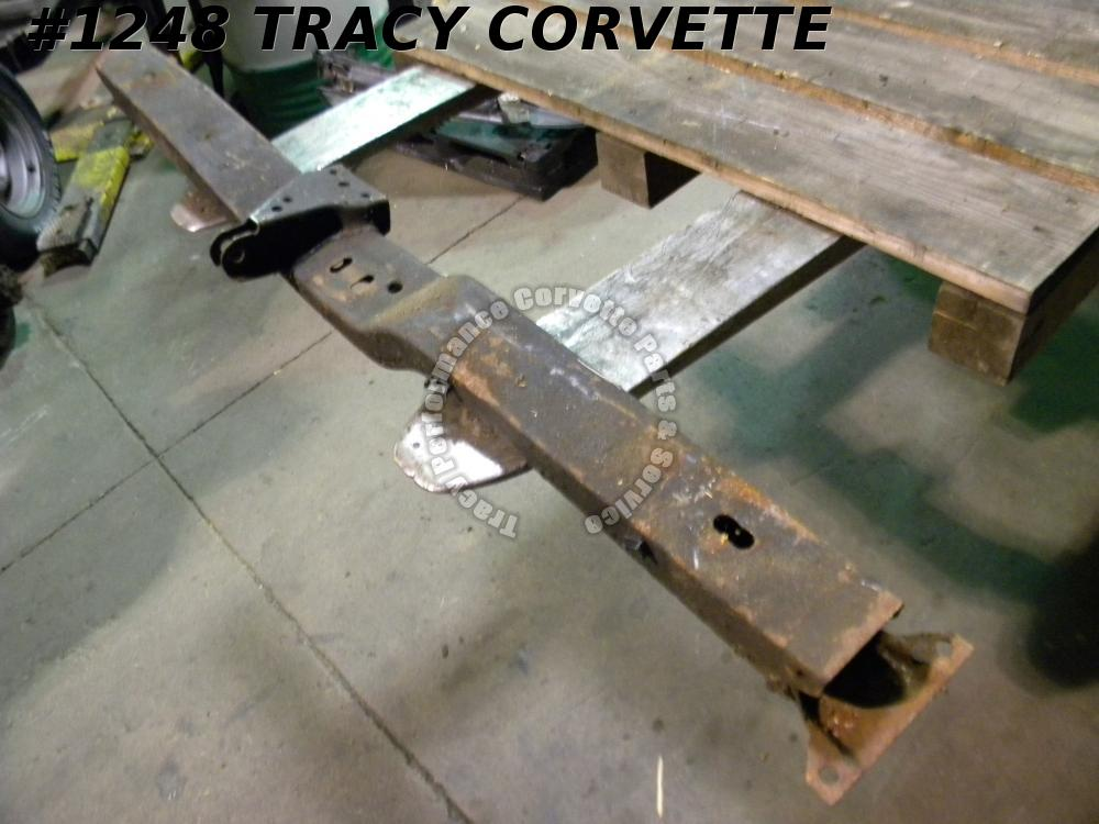 1982 Corvette Good Used 14035295 700R4 Removable Transmission Crossmember 82