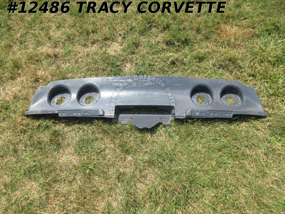 1968-1973 Corvette Fiberglass Tail Lamp Panel 3977864 Hand Layup Reproduction