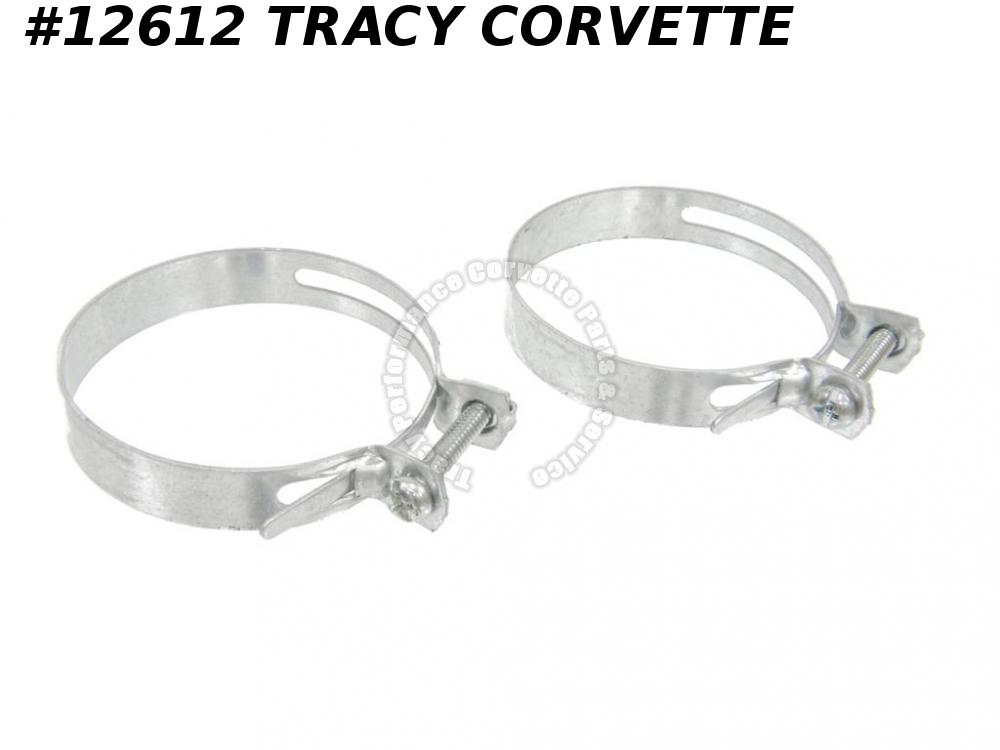 1953-1962 Corvette Gas Tank Hose Clamp GM# 3651304 Connector