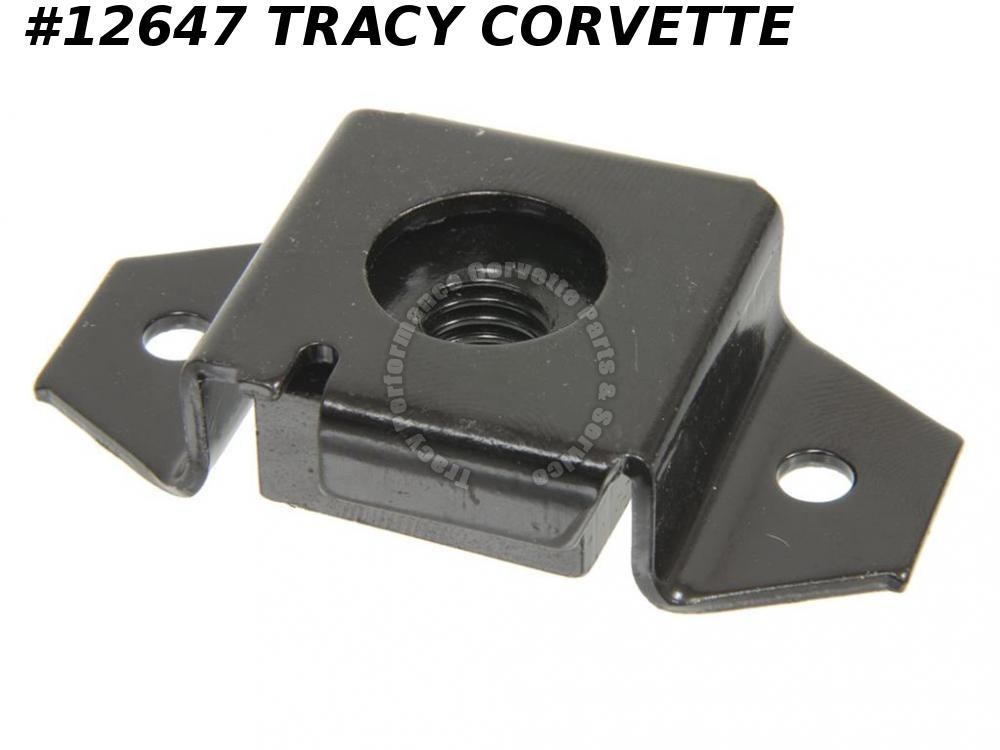 1963-1982 Corvette Body Mount Cage w/Nut 3797350