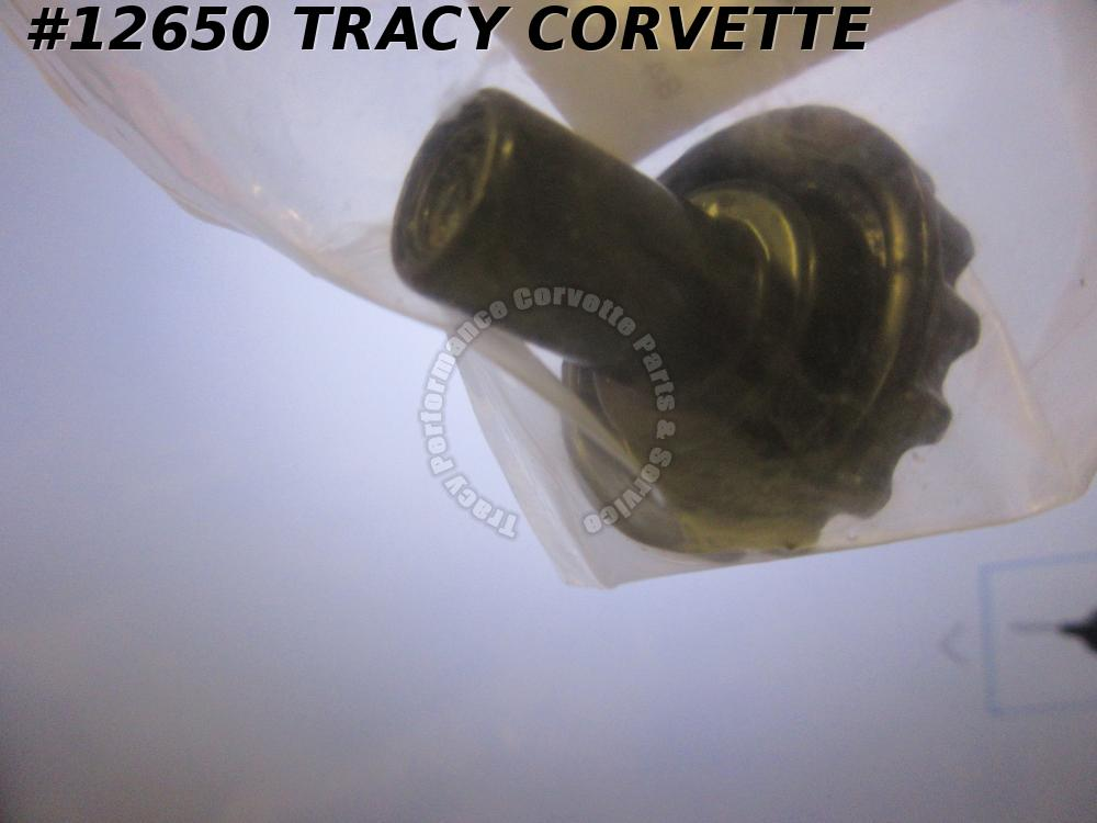 1984 Corvette Crossfire Injection Air Cleaner Wing Nut / Knob GM# 14055160