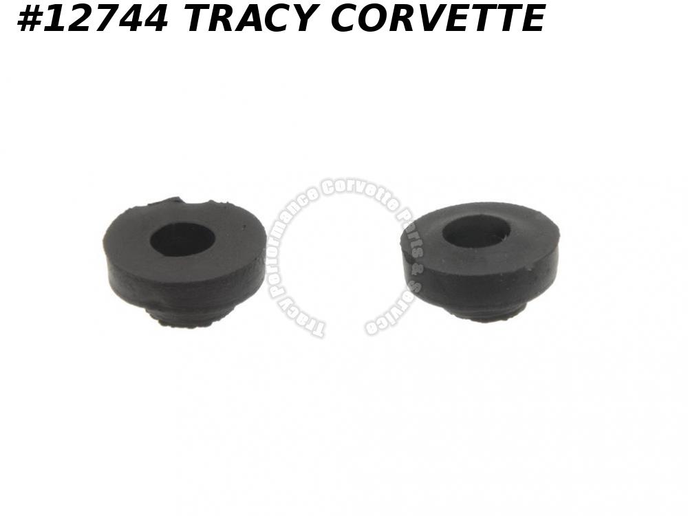 1953-1982 Corvette 25023921 Speedometer Tachometer Mount Cushion - 2 Pieces