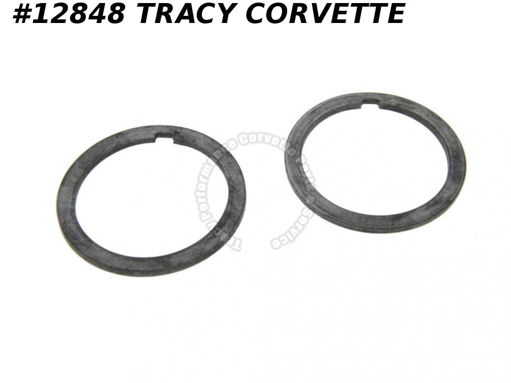 1956-1967 Corvette Door And Trunk Lock Bezel Gasket