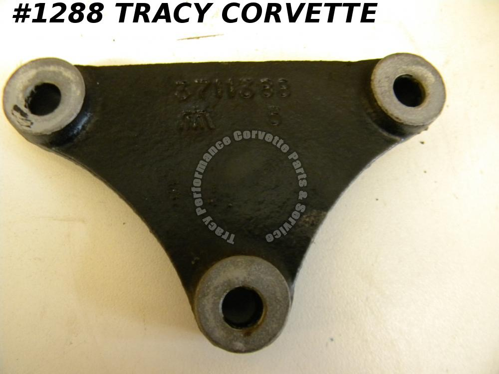 1953-1962 Corvette Used Orig 3711388 Frame to Strg Gearbox Spacer 53 56 58 60-62
