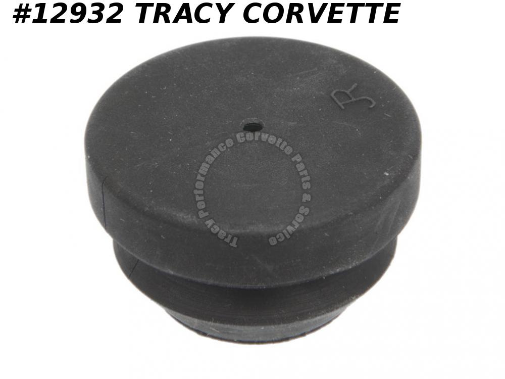 1953-1962 Corvette Firewall And Body Grommet GM# 3708175  1 Hole 7/8""