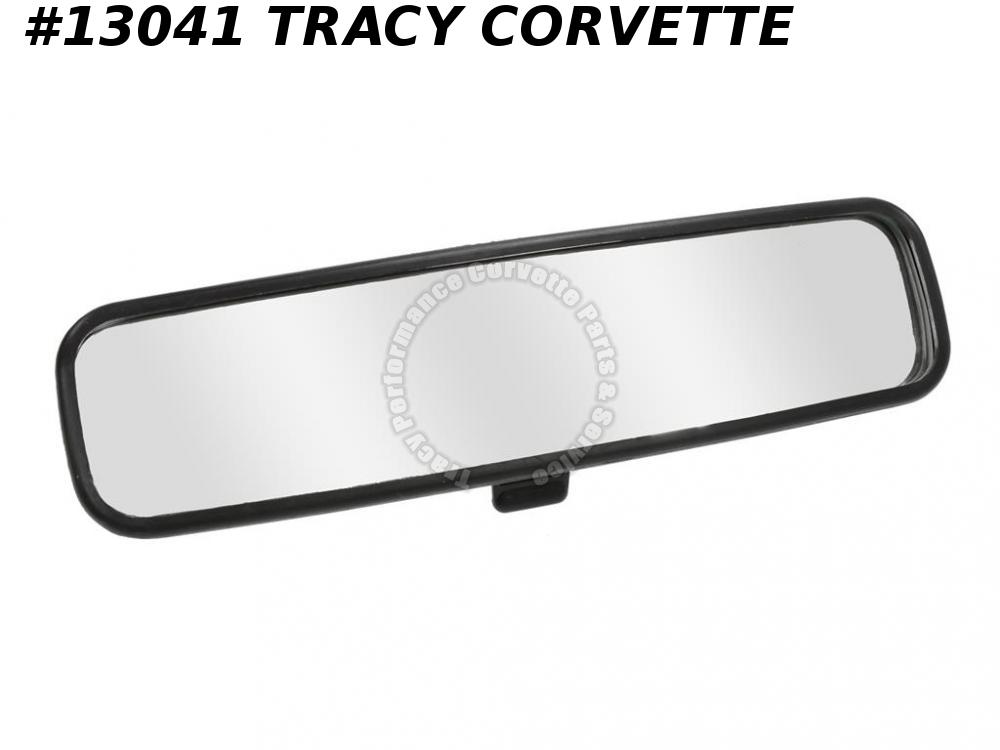 1984-1986 Corvette Inside Rear View Mirror w/o Map Light 1987-1996 Replacement