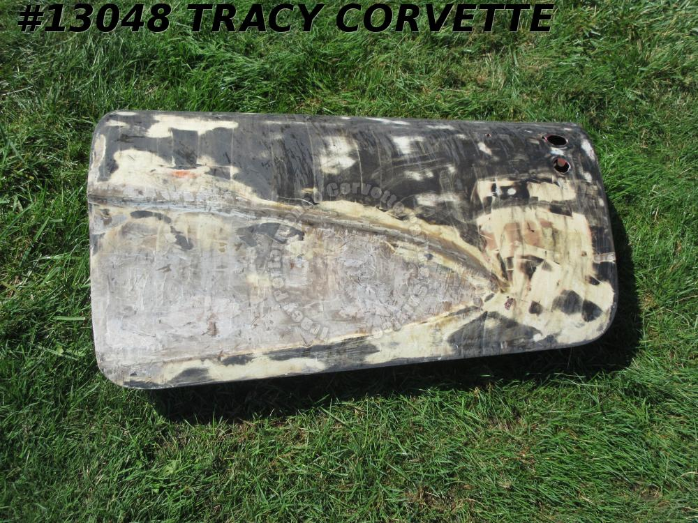1958 1959 1960 C1 Corvette LH Door Shell Used w/No Hardware 58 59 60 Left Side