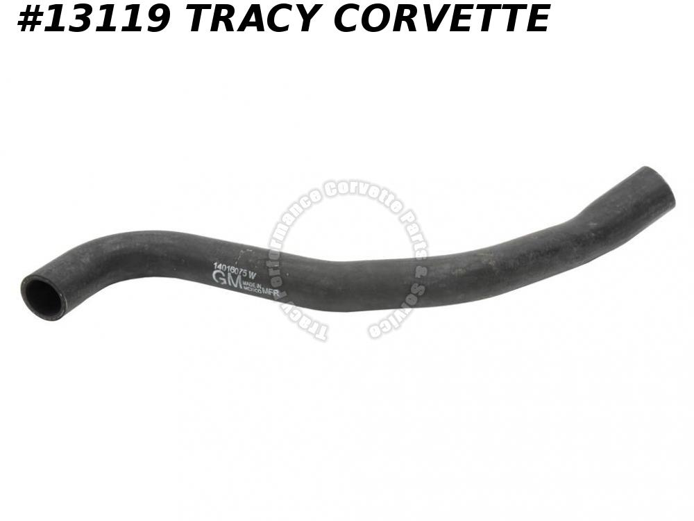 1979-1982 C3 Corvette Radiator Hose Upper Inlet GM# 14016075 79 Late 1980 1981