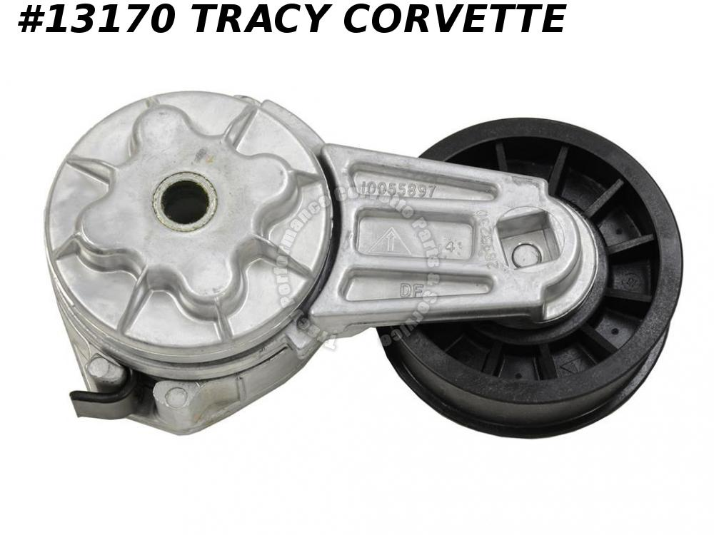1988-1991 C4 Corvette Engine Drive Belt Tensioner / Idler - Except ZR1 1989 1990