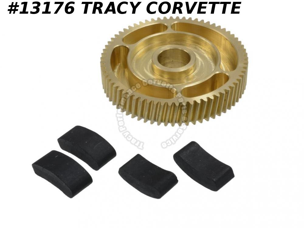1984-1987 Corvette Headlight Gear Bronze Large C4 Upgrade 1985 1986