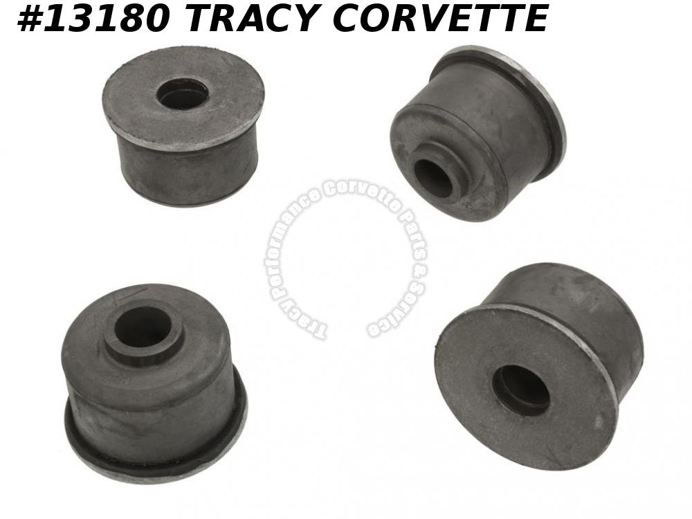 1984-1996 Corvette Rear Spring Mount Cushion C4 - Polyurethane - Set Of 4
