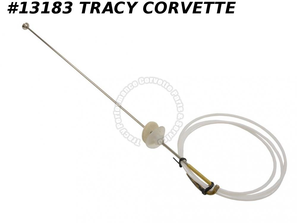1979-1987 Corvette Power Antenna Mast Repair Kit (For Stock Antenna) GM#22038195