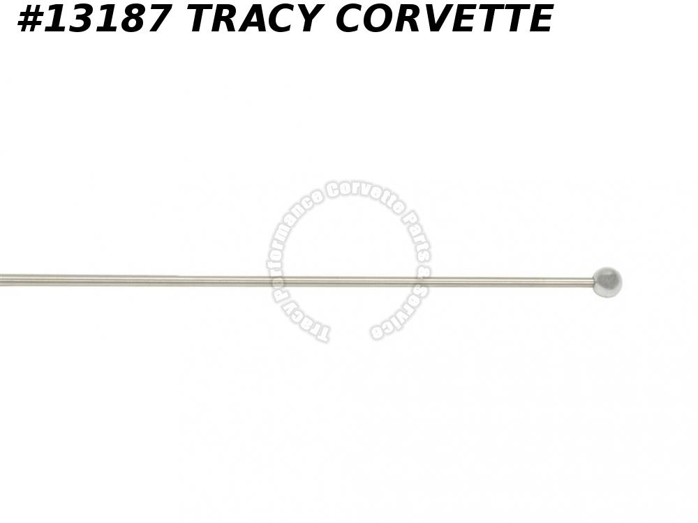 1967-1968 Corvette Antenna Mast service replacement C2 C3