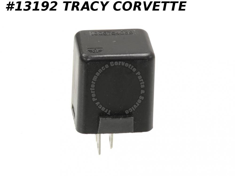 1974-1989 Corvette Horn Relay  GM# 344813 Rear Hatch Window Release