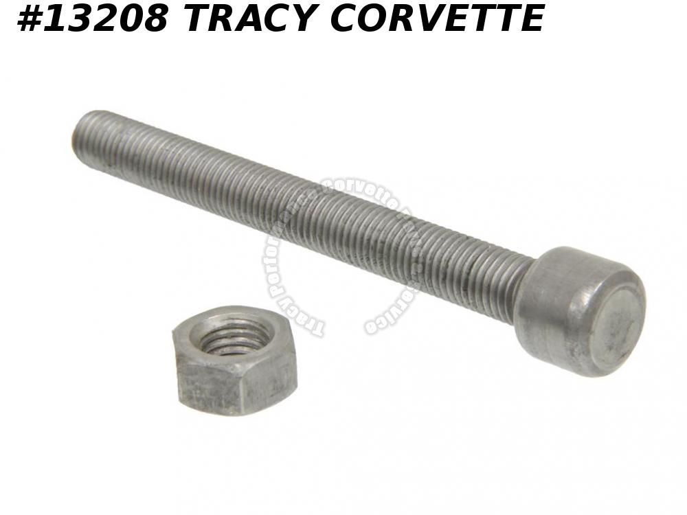 1953-1980 Corvette Rear Leaf Spring Center Bolt W/Nut  Also Fits Other Many Cars