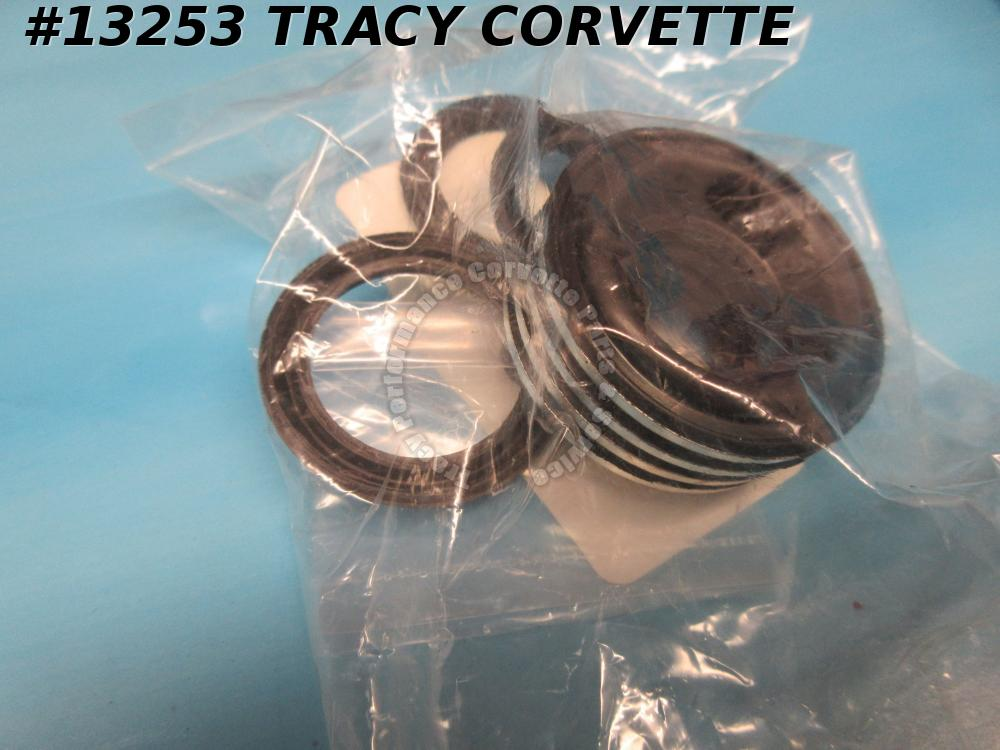 1965-1982 Corvette Brake Caliper Seal Kit - Rear - Lip Type
