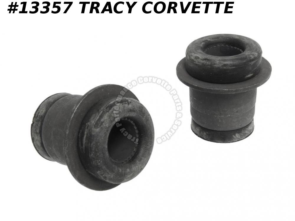 1963-1982 Corvette Control Arm Bushings GM# 3711826 Upper Front A-arm Correct Pr