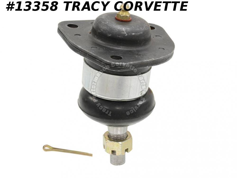 1963-1982 Corvette Upper Ball Joint - Correct Style with Ring