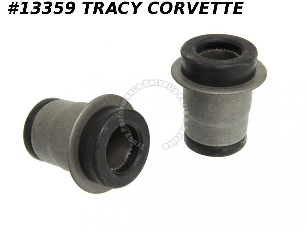 1963-1982 Corvette Control Arm Bushings GM# 3714368 Lower Front A-arm Correct Pr