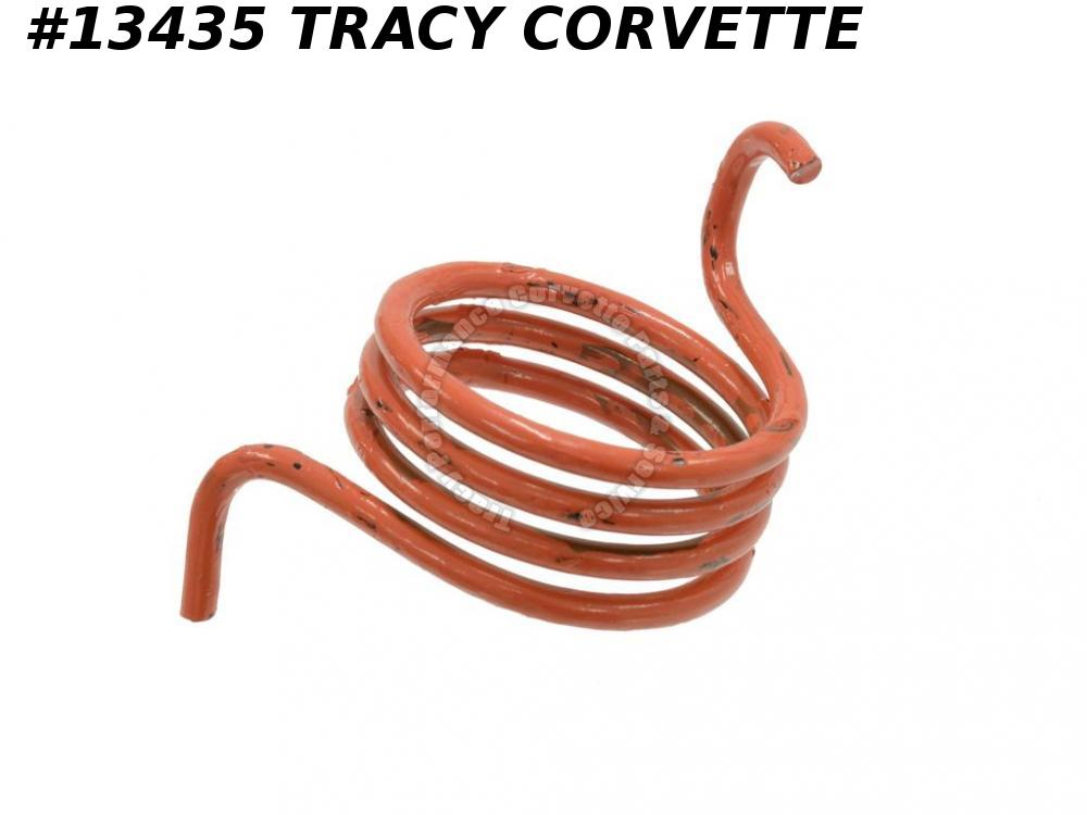1967-1982 Corvette Brake Pedal Return Spring GM# 3921686