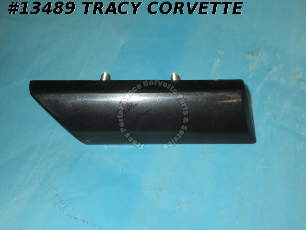 1991-1996 Corvette - Rear Quarter Panel Front Body Side Moulding - Right Only