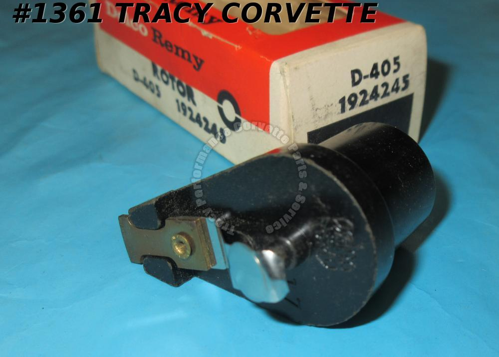 1953-55 Chevy/Corvette NOS 1924245 6 Cylinder Delco Remy D-403 Distributor Rotor