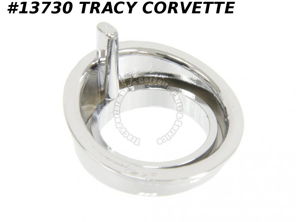 1974-1977 Corvette Coupe Antenna Mount Spacer - Except Power Antenna GM# 6258261